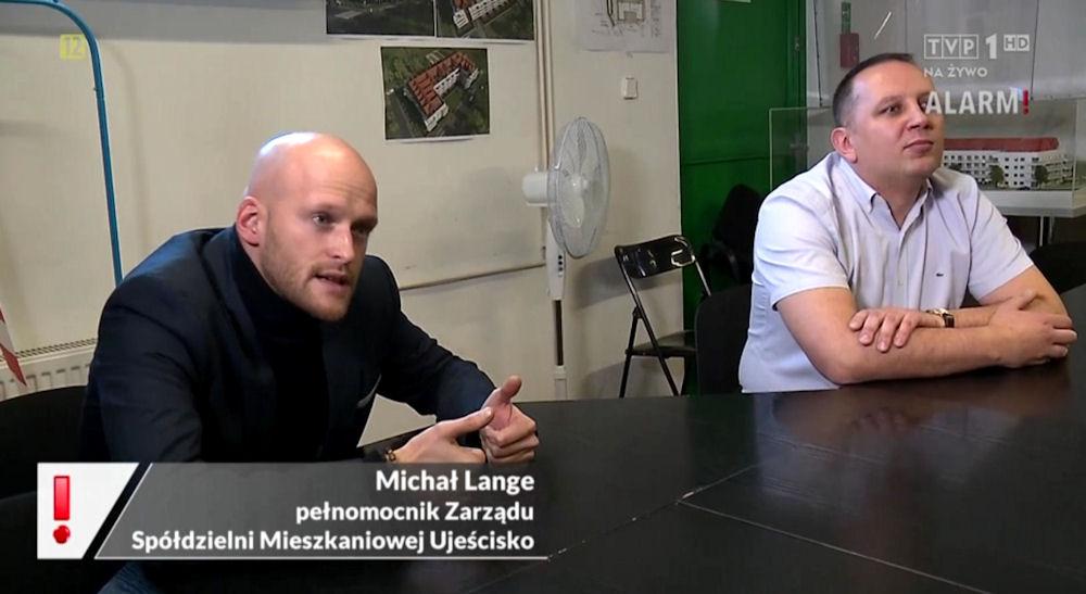 dr Michał Lange