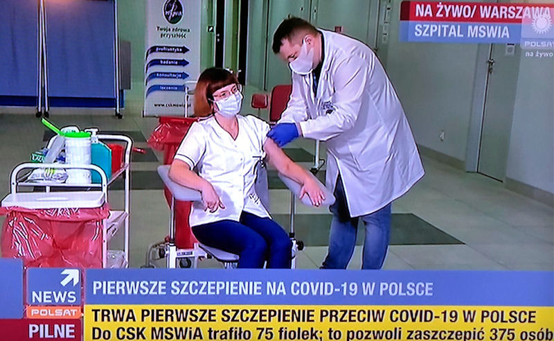 szczepienie, covid-19